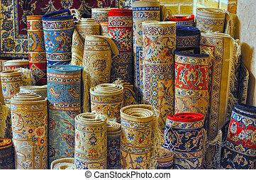 イラン人, カーペット