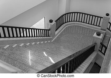 stair step and bannister - interior design of stair step and...