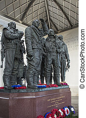 RAF Bomber Command Memorial - London - England - The Royal...