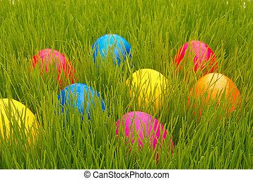 easter eggs 53
