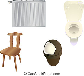 House objects