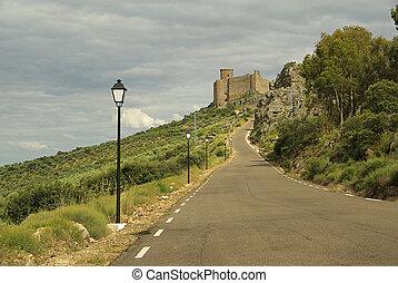 Puebla de Alcocer Castillo 02