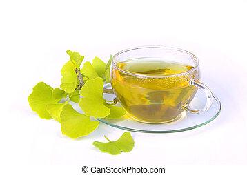 tea ginkgo 04