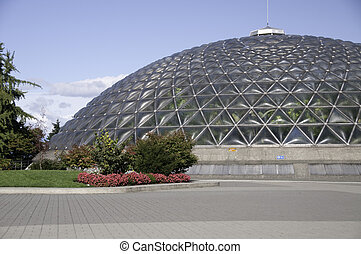 Bloedel Floral Conservatory - The Bloedel Floral...