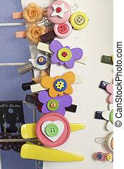 handmade jewelry hairpin