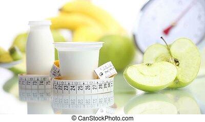 diet food teaspoon fruit yogurt - diet food yogurt teaspoon...