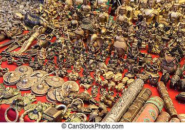 artesanías, indio