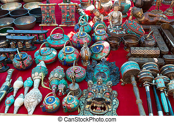 indio, artesanías,