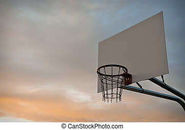 Hoop Dreams - Basket Ball Court