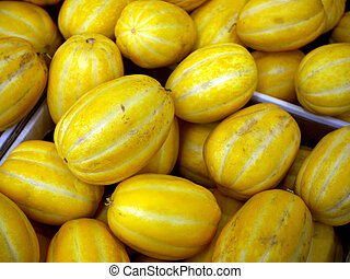 coreano, Melones