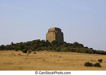 Pretoria - Tshwane Voortrekker Monument, South Africa -...