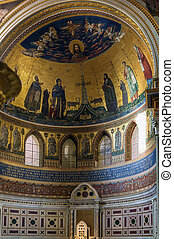 Archbasilica of St. John Lateran, Rome - The Papal...