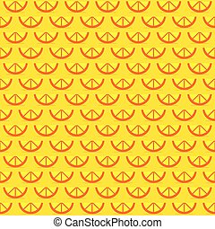 lemon piece pattern design - lemon piece seamless pattern...