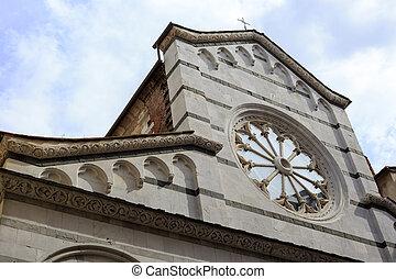 Church in Lucca