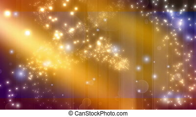 Particle Template Style Looping Abstract Animated Backdrop