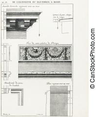 Pantheon in Rome XI - De l'exterieur du Pantheon, a Rome....