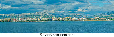 Residential area of the Split - Residential area of the...