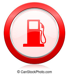 petrol icon gas station sign