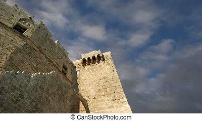 Linods Acropolis,Rhodos,Greece - Linods Acropolis on Rhodos...