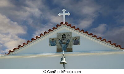 Our Lady Tsambika monastery Rhodes Greece The legend is,...