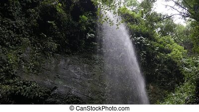 4K, Cascada De Los Tilos, Waterfall - Cascada De Los Tilos,...