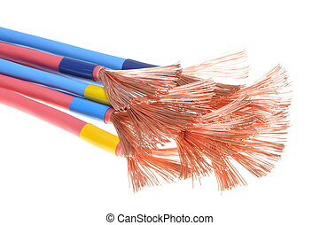 Cables electrical wiring