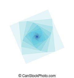 geometric object of rotation the sq