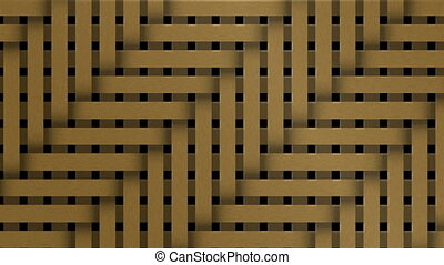 long cross tape pattern wallpaper - repeating geometric...