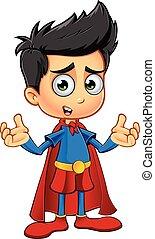 Super Boy Character