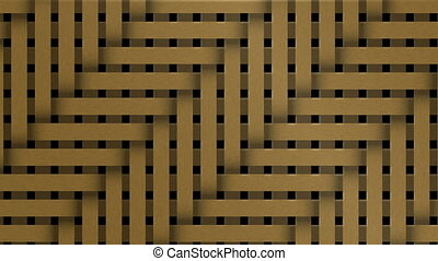 long cross tape pattern wallpaper