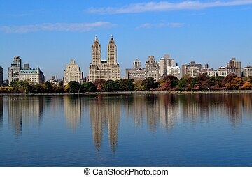 Upper West side on the fall - Picture of the Upper West side...