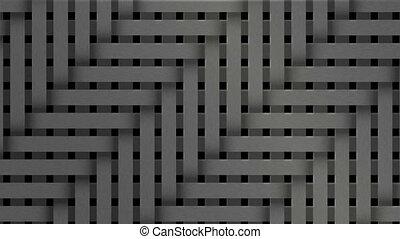 long cross tape pattern wallpaper