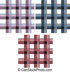Check Fabric Pattern