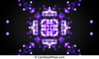 bokeh flare kaleidoscope - kaleidoscope effect background...
