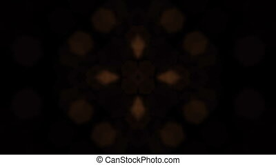 bokeh sparkles kaleidoscope - kaleidoscope effect background...