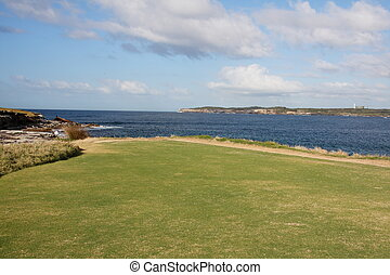 Entrance to Botany Bay Australia