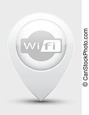 Wi-Fi Icon pointer