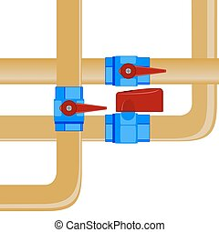 Gas pipes-2