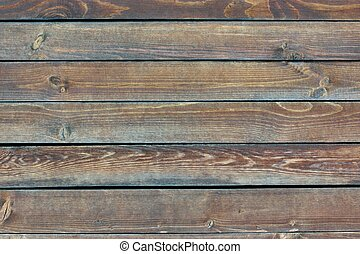 Old Wood Flat Plank Panel. Background and Texture for text...
