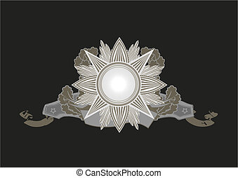 Insignia -  star shaped