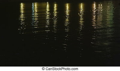 Light reflection on the sea surface - Light reflection on...