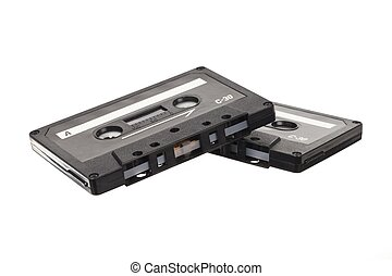 two old cassette