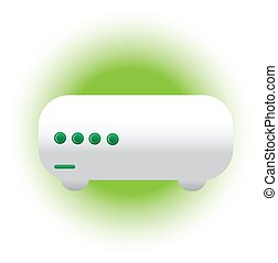 electronic gadgets icon