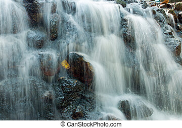 Small waterfall in Thailand
