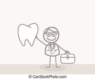Dentist Doodle