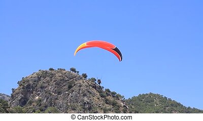Babadag Mountain, Oludeniz Beach - Paragliding as extreme...