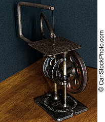 American Made Retro Scroll Saw - American Made Retro Hand...
