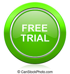 free trial icon