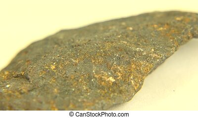Perfect Loop Iron Ore Magnetite - Look how raw this mineral,...