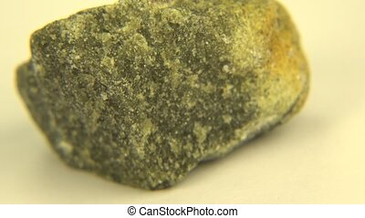 (Perfect Loop) Mineral Olivine - The mineral olivine stands...